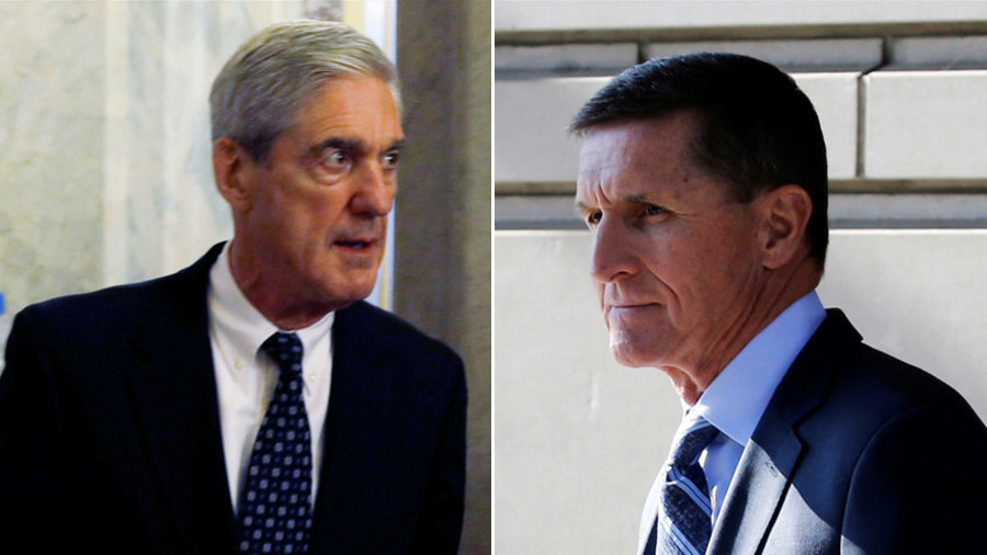 Mueller recommends no jail time for ex-Trump adviser Flynn over 'Russiagate' cooperation