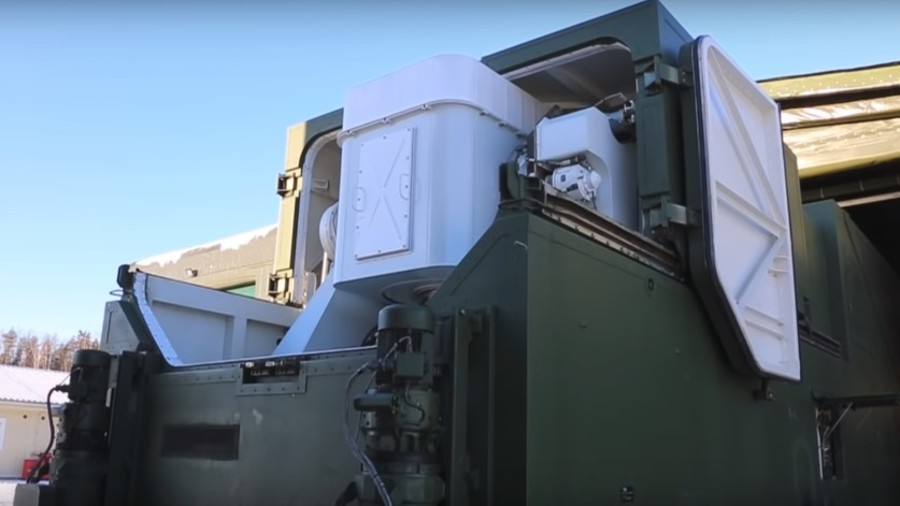 Putin's new laser to fend off missiles