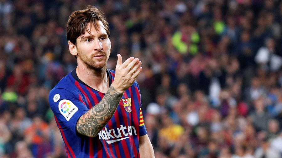 'Messi's fifth place is absurd': Barca coach Valverde on Ballon d'Or vote