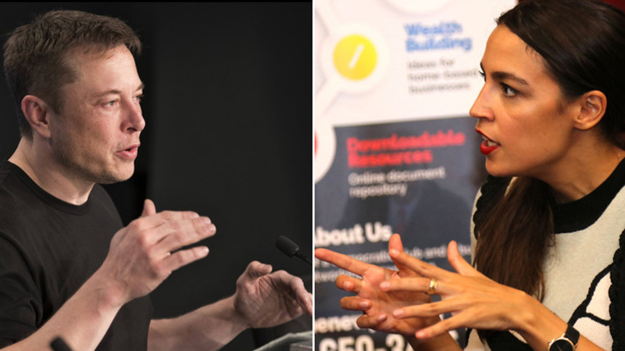 Ocasio-Cortez v Tesla: Taxpayers have yet to see 'return on their investment'
