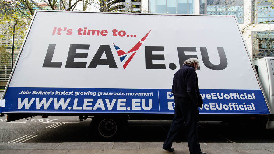 'Nakedly anti-Semitic image': Leave.eu slammed for posting Tory MP tweet with pic of George Soros