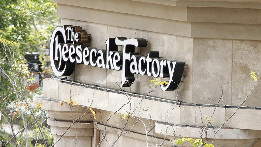 The Cheesecake Factory is giving away free slices of cheesecake today
