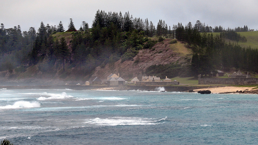 6.0-magnitude earthquake strikes northeast of Australia's Norfolk Island