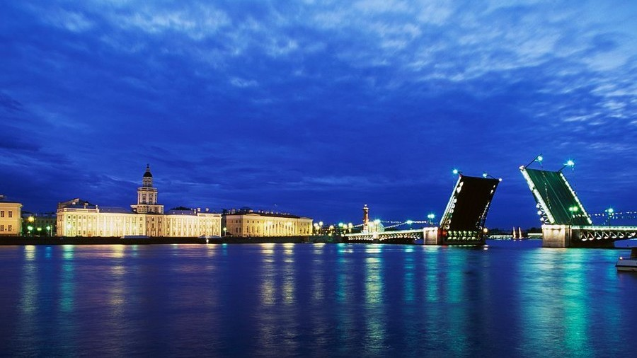 St. Petersburg ranks as world's best cultural destination … for 3rd year in a row!