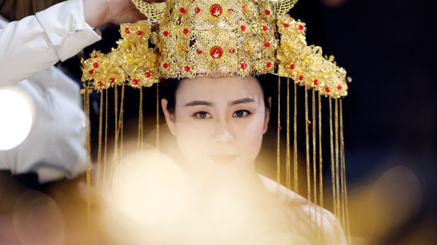 China to crack down on extravagant weddings & rising 'bride prices'