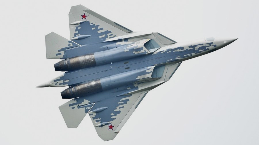 Russia's Su-57 may get 'Kinzhal-like' hypersonic missile for internal bay – report