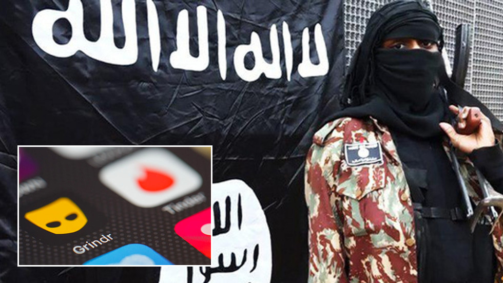 'Luring homosexuals': French terror suspect obsessed with ISIS could have plotted TRAP for gays