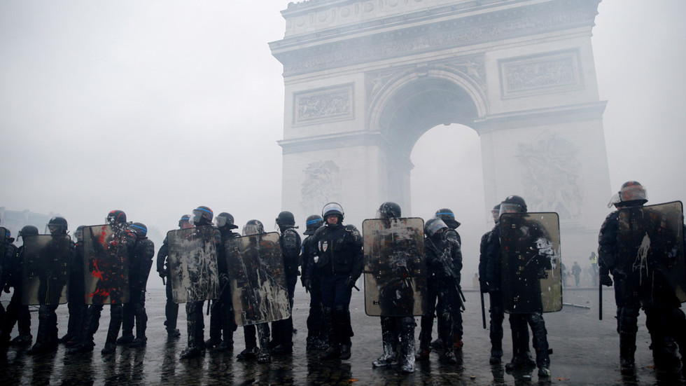 Final outcome' France to deploy 65,000 cops as protesters plan massive Saturday demonstration