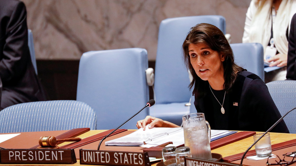 U.S.  fails to condemn Hamas at UN General Assembly
