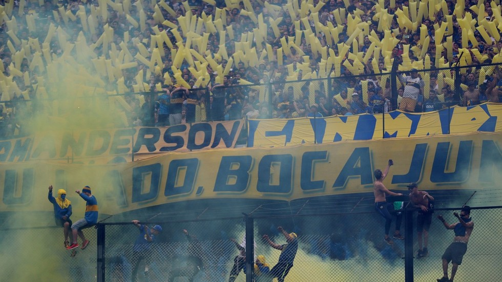 Boca Juniors boss Guillermo Barros Schelotto says violence has overshadowed Copa Libertadores
