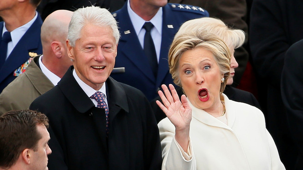 Bargain Bill, half-price Hillary: Clintons flogging discounted speaking tour tickets