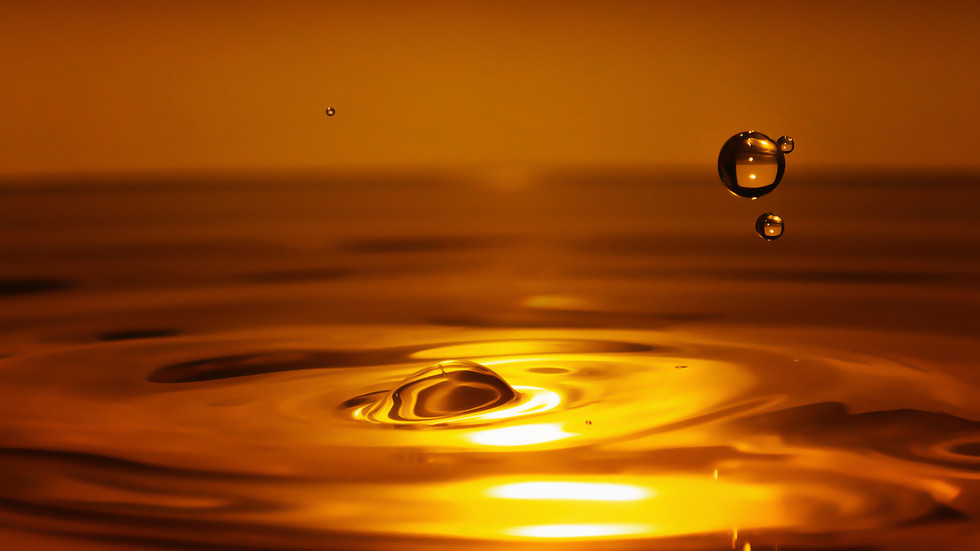 Scientists succeed in melting gold at room temperature