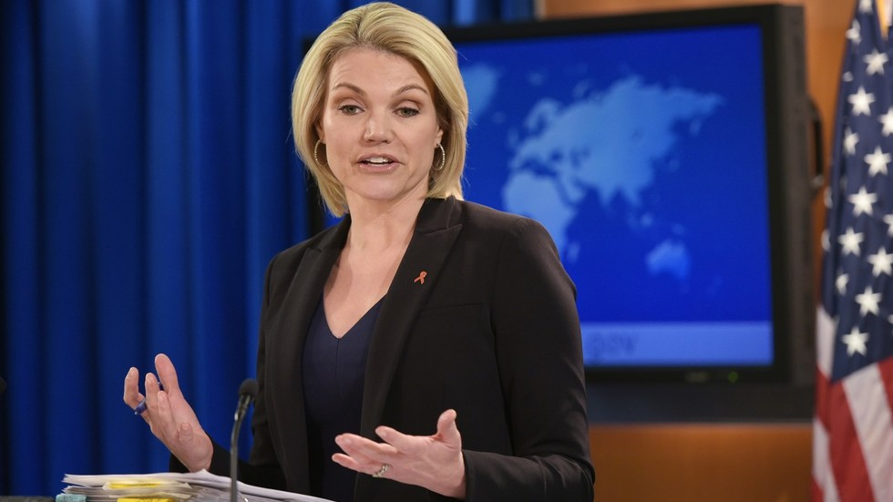 Trump nominates ex-TV host Nauert with limited political experience to be next UN envoy