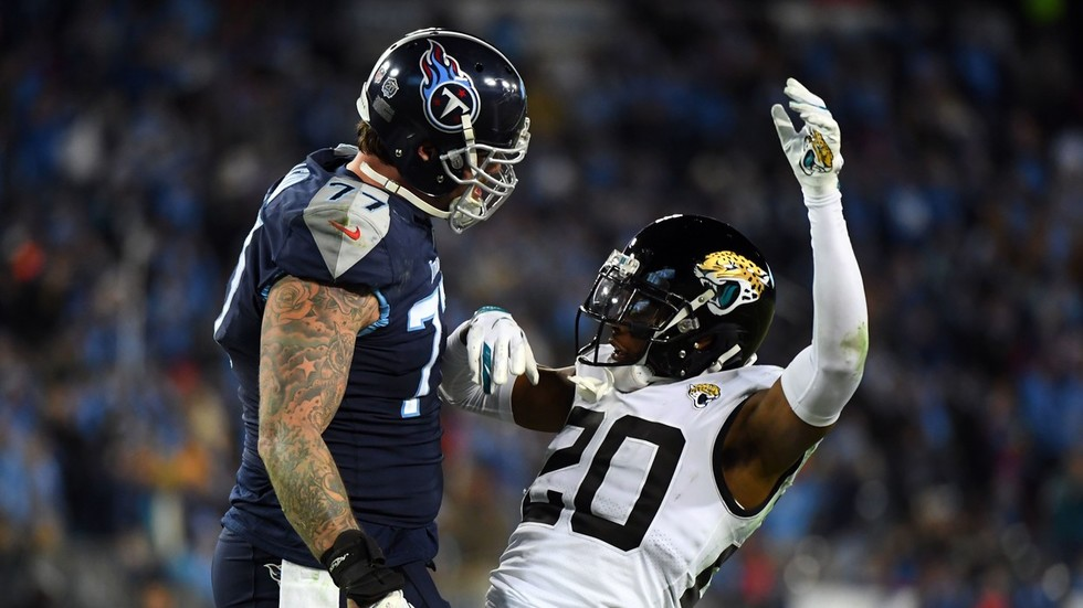 'Soccer in the NFL!' Jacksonville Jaguars' Ramsey trolled for theatrical flop (VIDEO)