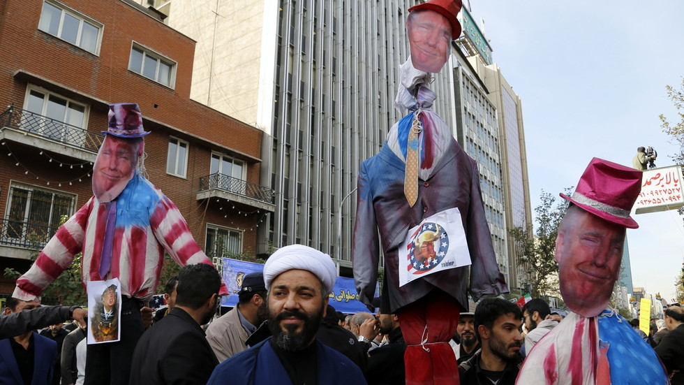 US sanctions against Tehran are 'economic terrorism' – Rouhani
