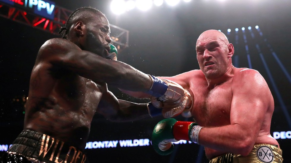 WBC sanctions Fury and Wilder rematch