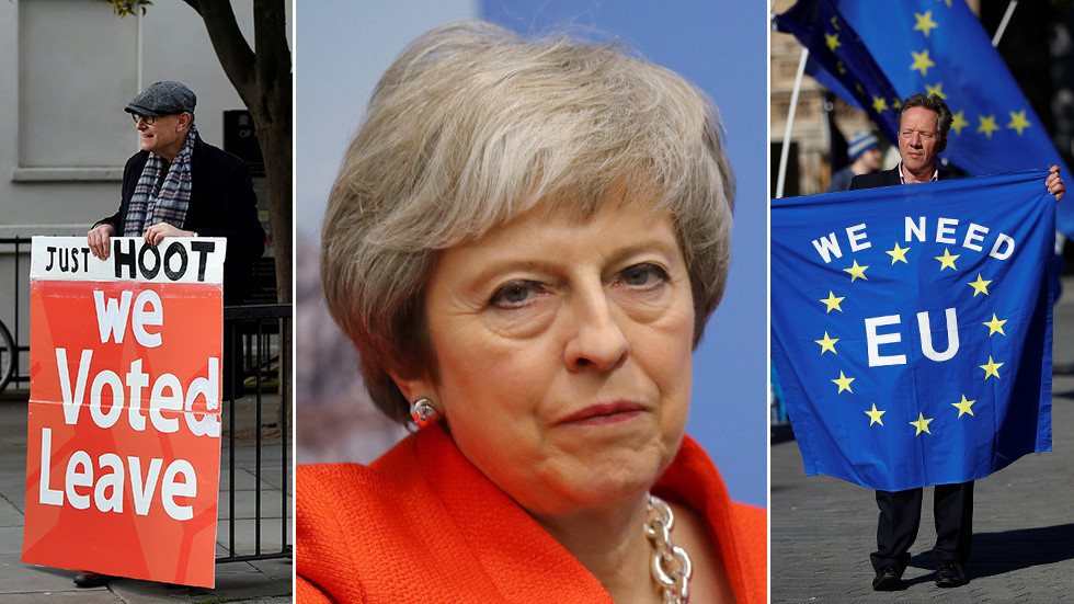 Theresa May presses on with Brexit vote as MPs demand better deal