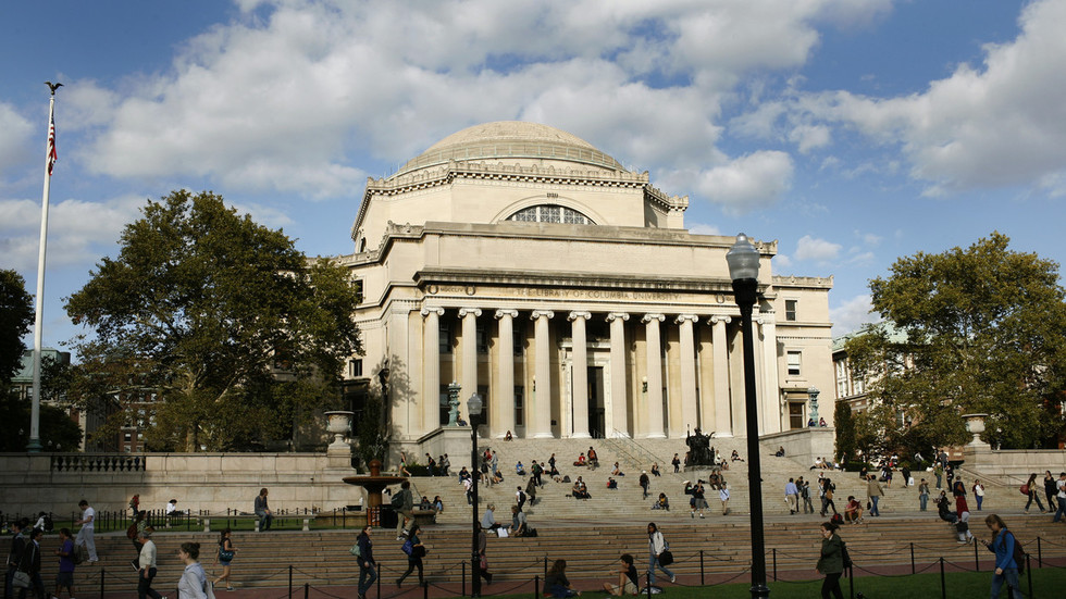 'White people are the best!' Columbia probes student's viral racial rant