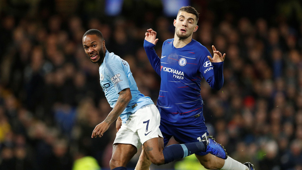 Man City suffer 1st loss of season against Chelsea