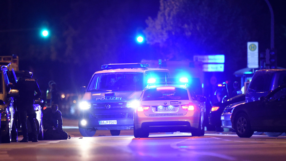 11 injured as chaos in German refugee center sparks large-scale police op