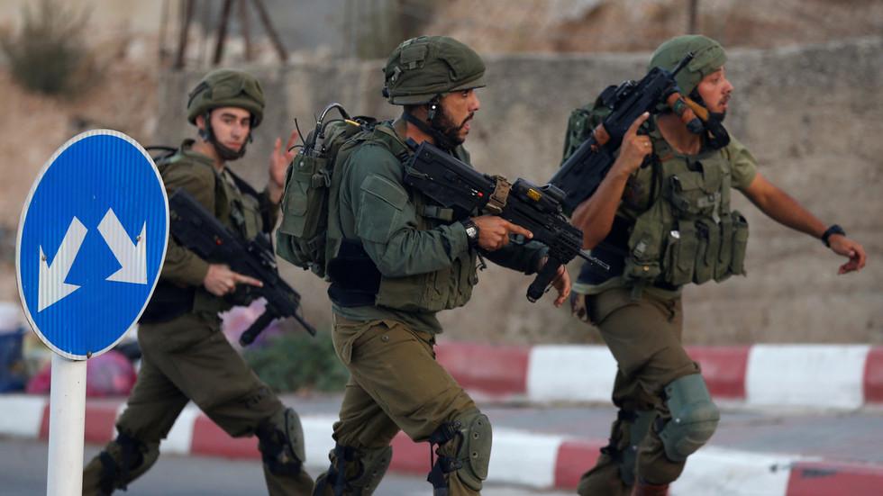 'Force, intimidation & tear gas': IDF raids Palestinian news agency to 'grab CCTV footage'