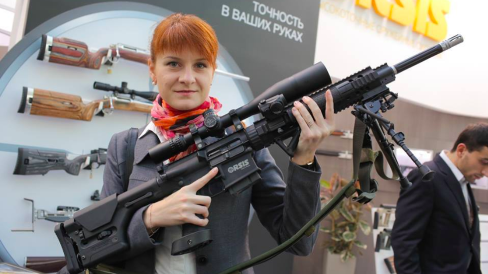 Accused Russian Agent Maria Butina Changes Plea, Admits Guilt