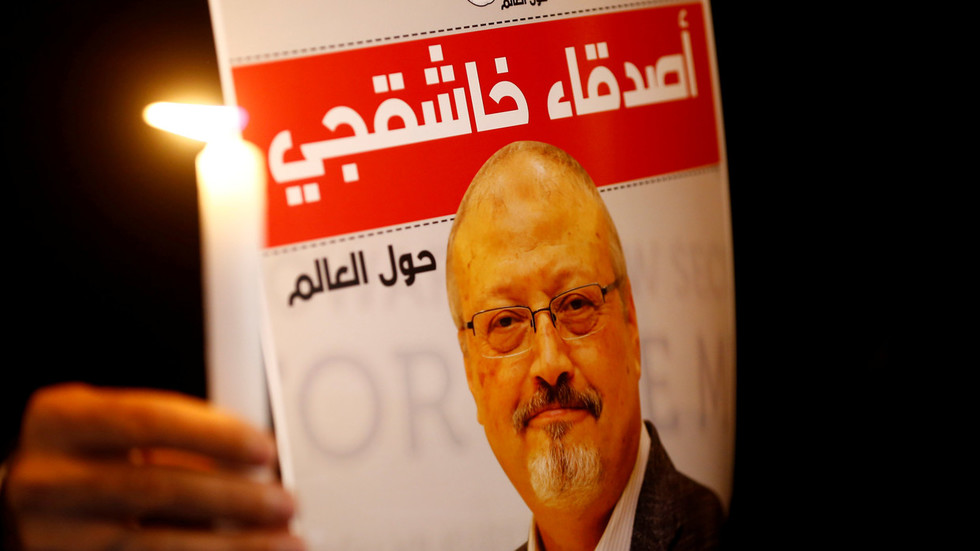 Turkey's Erdogan reveals part of Khashoggi killing audio