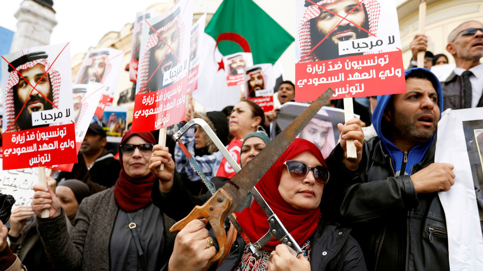 Saudi Arabia denounces US Senate resolution implicating Crown Prince MBS in Khashoggi murder
