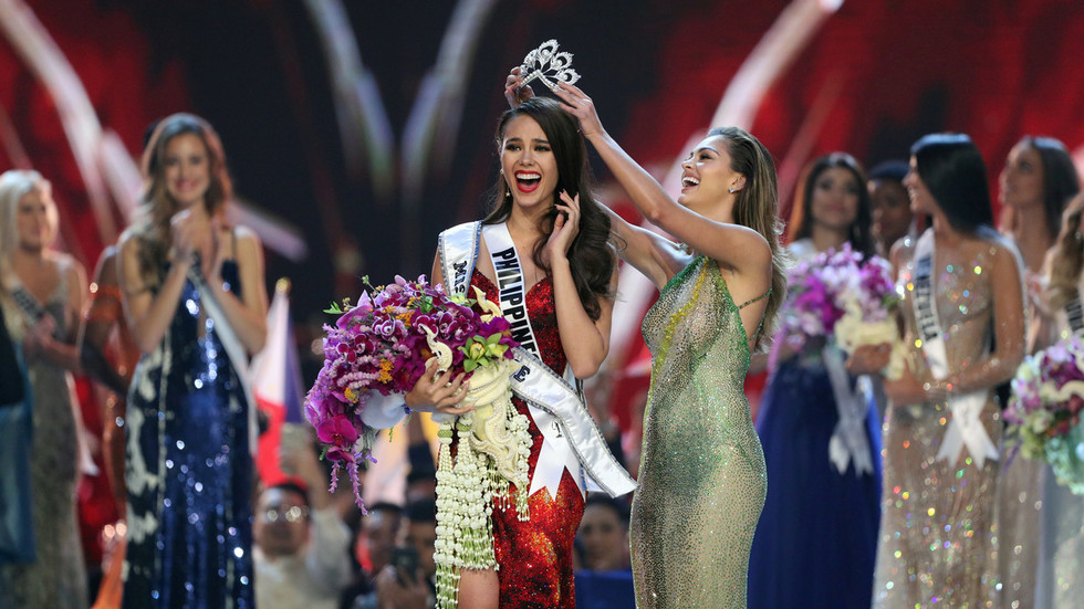 Miss Philippines Catriona Gray Crowned Miss Universe 2018!