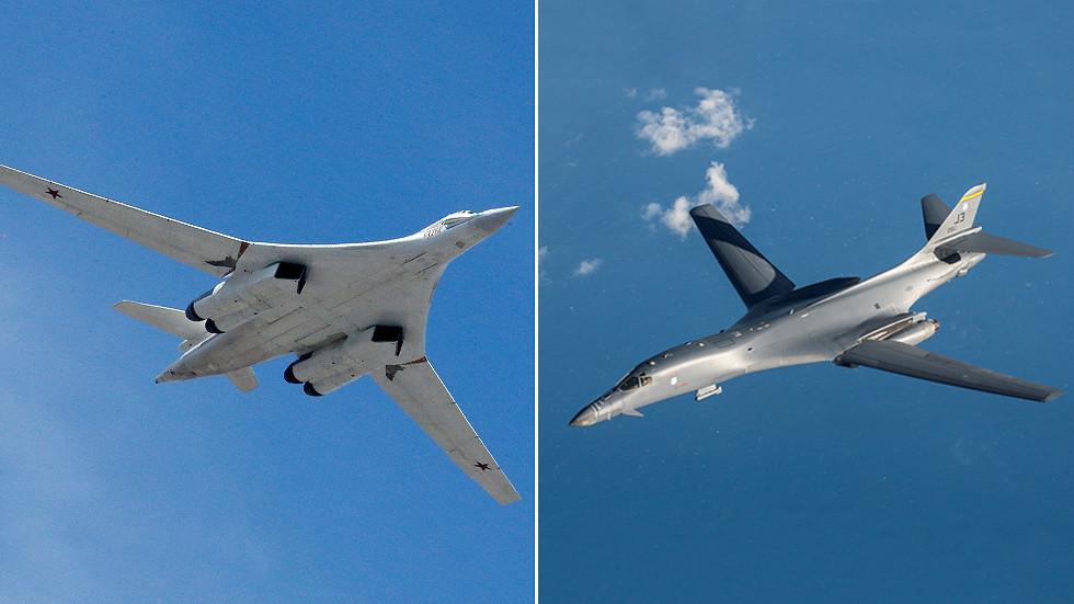 O bombardeiro Tu-160 da Rússia X o B-1 dos EUA: quem vence?