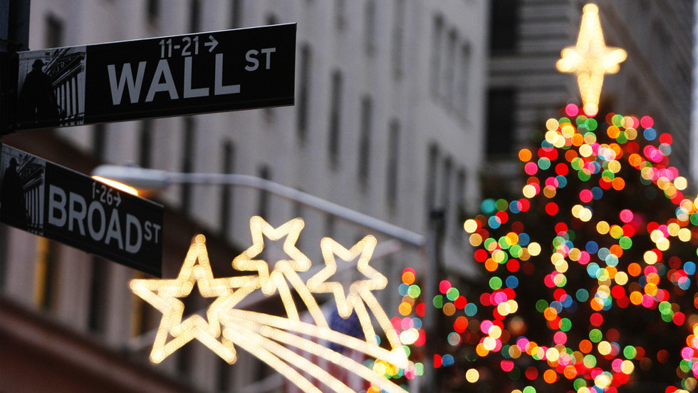 United States stocks on course for worst December since great depression