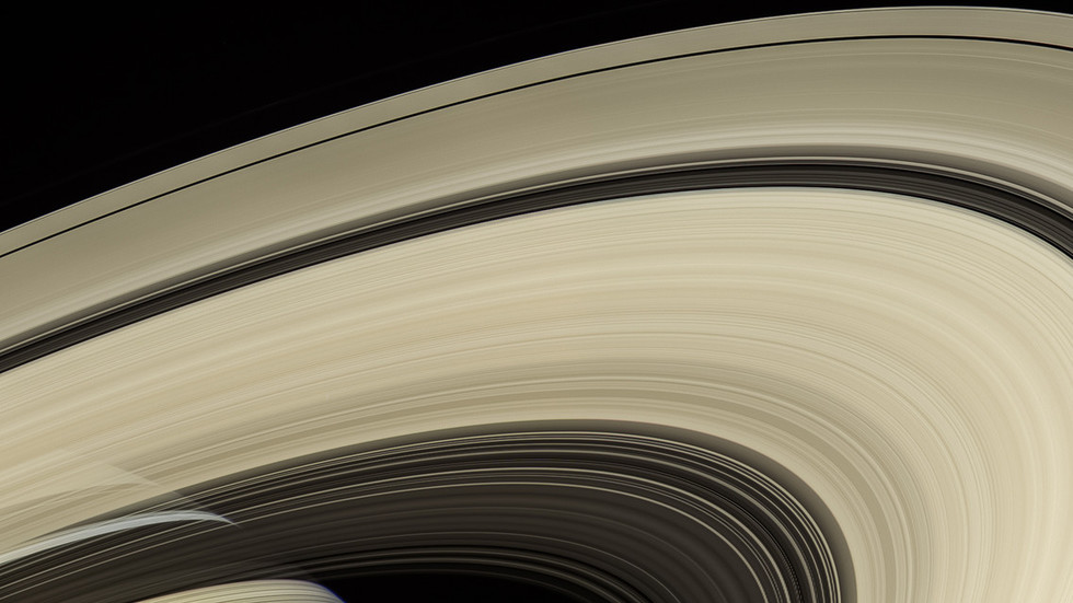 Saturn's Rings May Disappear Within 100M Years