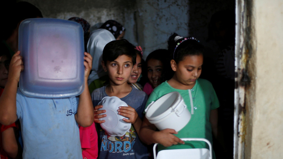 UN set to leave half of Gaza and West Bank hungry, as food programme feels a lack of US money