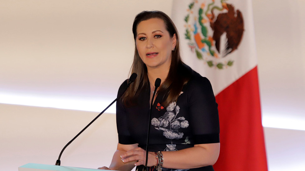 Mexican governor & senator killed in helicopter crash