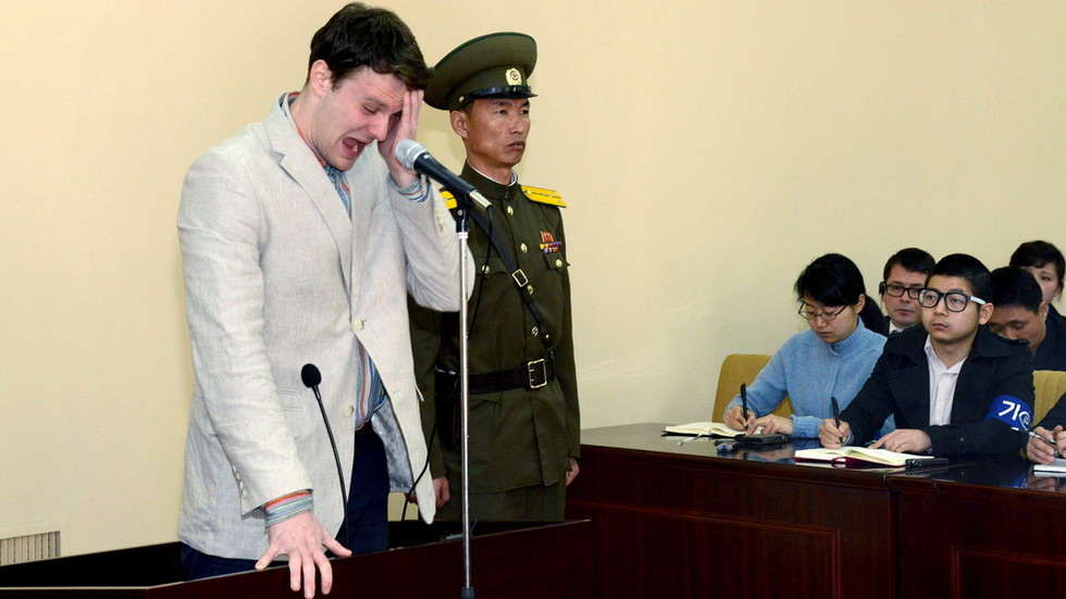 Political pawn? N. Korea ordered to pay $501mn over US student's death as Trump pushes new Kim talks