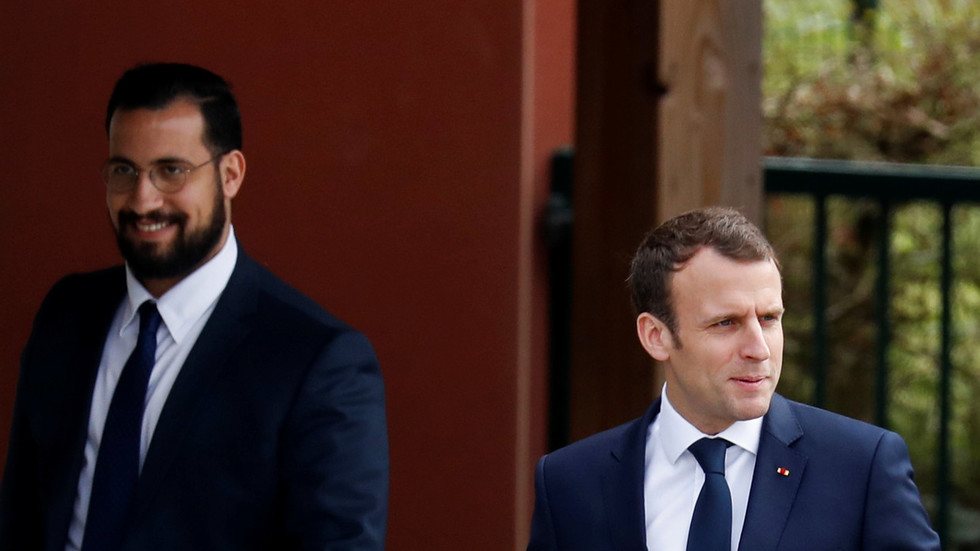 He's not an official: Macron's office left red-faced explaining ex-aide Benalla's luxury trip