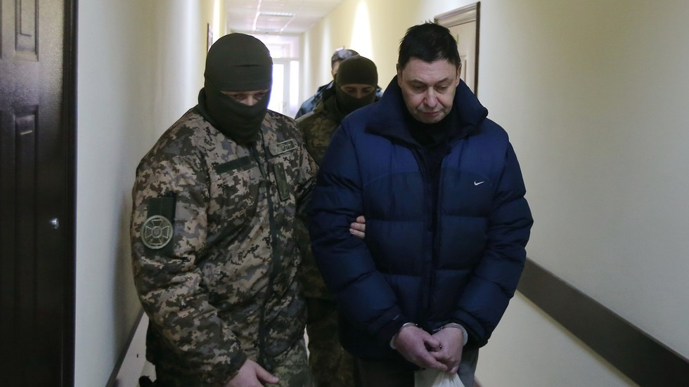 'Arbitrary treatment': Ukrainian court extends detention of Russian journalist by another month