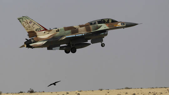 Netanyahu praises Israeli air force after reckless Christmas raid on Syria