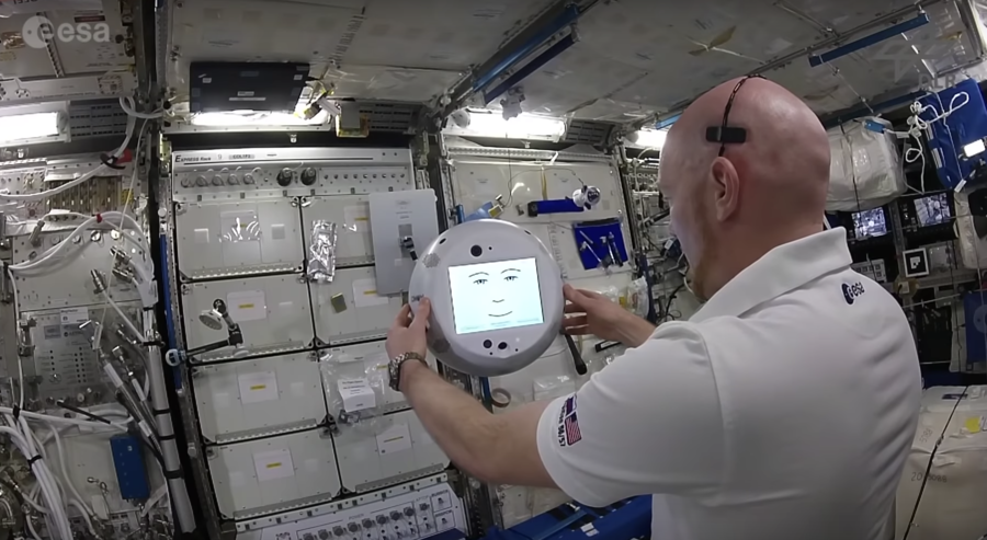 'Don't you like it here with me?' AI bot makes ominous debut on board the ISS (VIDEO)