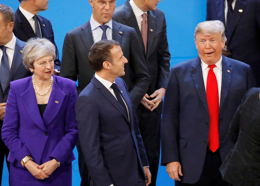 Trump's truculence on trade paying off? G20 backs WTO reform, sometime down the road
