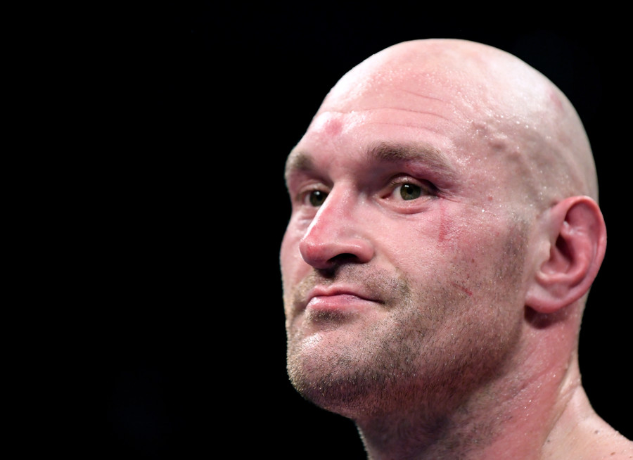 Tyson Fury signs $100mn TV deal, but bumper payday throws Wilder rematch into doubt