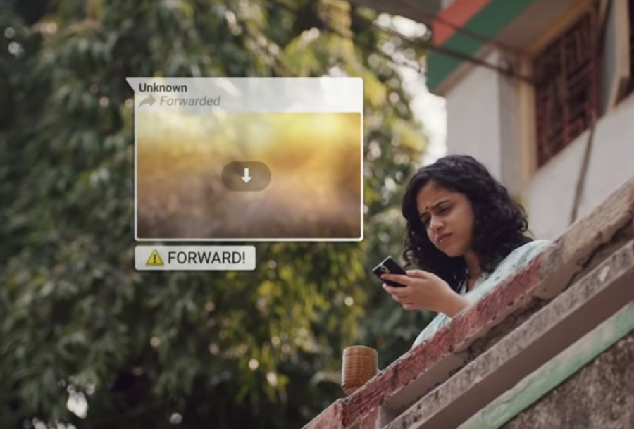 WhatsApp hits Indian TVs with ads to tackle fake news after chat rumors turn deadly