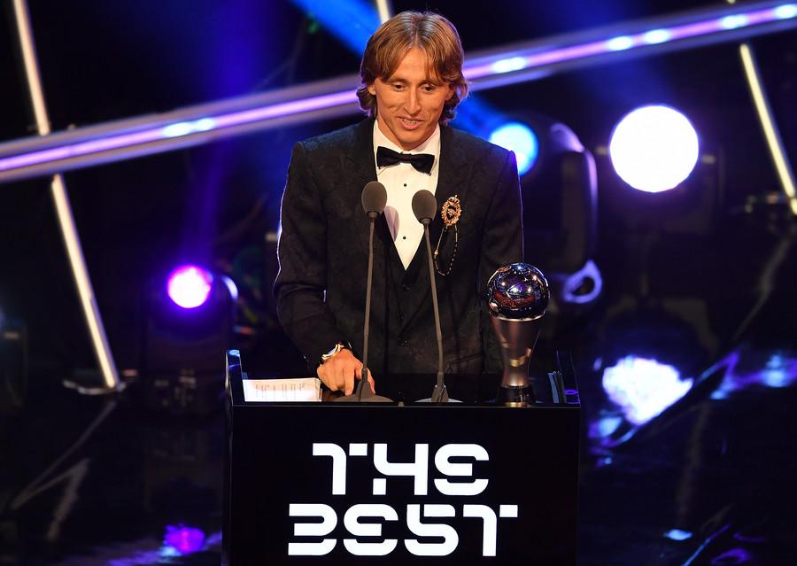 Luka Modric set to end Ronaldo and Messi Ballon d'Or dominance