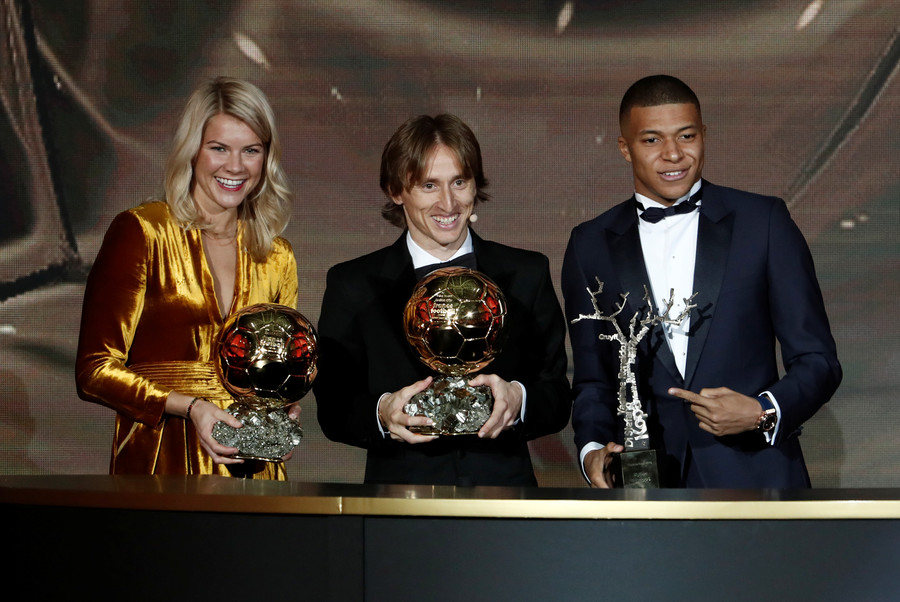 'Only humans are eligible to win the award now': Modric's Ballon d'Or divides opinion online