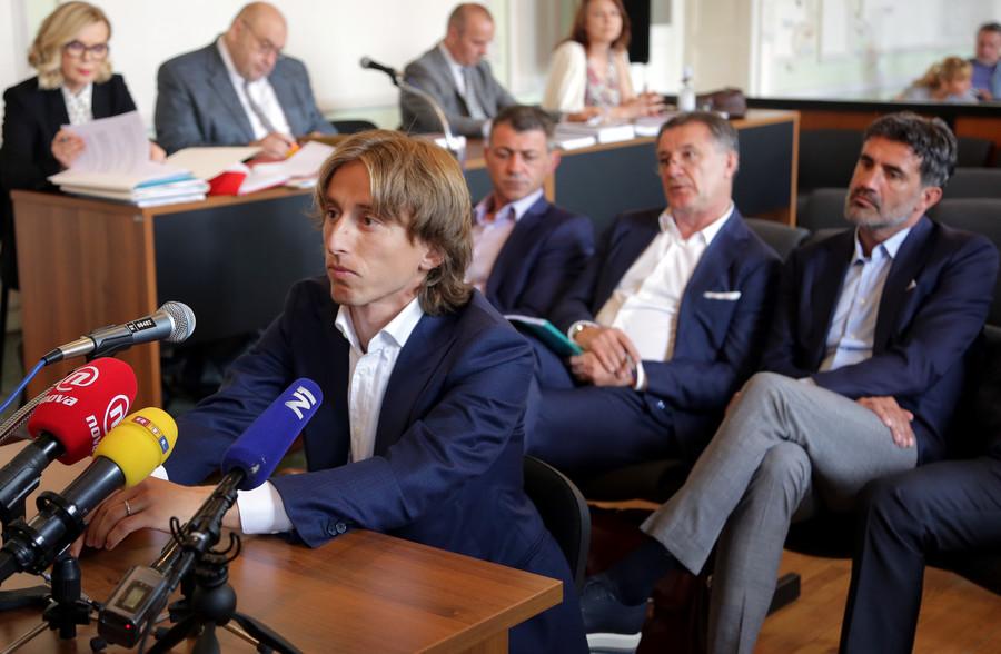 Ballon d'Or: Modric reveals how Wenger helped him win award