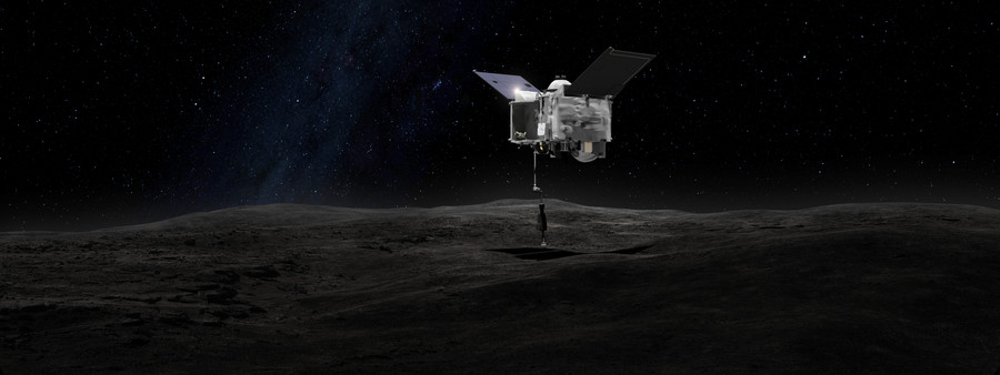 NASA's Osiris-Rex arrives at potentially Earth-bound asteroid Bennu