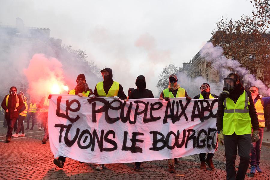 Alain JOCARD  AFP
