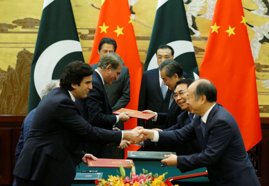 America's imperial hubris is pushing Pakistan into the arms of Russia & China