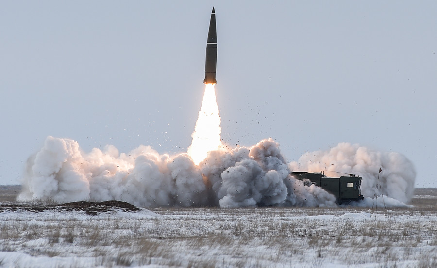US demands Russia 'end or modify' missile it doesn't like to save INF treaty