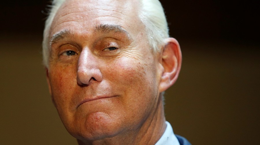 Roger Stone pleads the Fifth, snubs Senate Democrats' invitation to testify